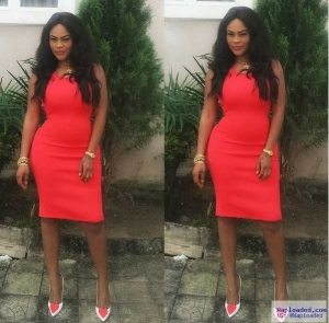 Photos: Actress Daniella Okeke Shows Off Hourglass Figure, Thanks To Waist Trainer